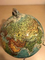Globus mit Licht