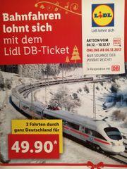 LIDL Deutsche Bahn