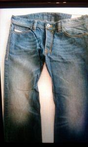 Diesel Safado Herren Jeanshose Größe