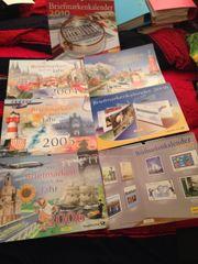 Briefmarkenkalender Deutsche Post