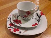 Kaffee- und Kuchengeschirr 36-teilig