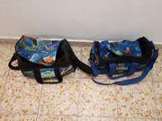 2 Scout Sporttaschen Dinosaurier für