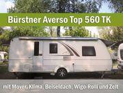 Bürstner Averso-Top 560 TK mit
