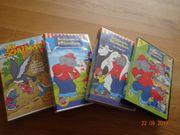 Kindervideokassetten und DVD