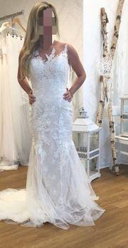 Brautkleid Hochzeitskleid Meerjungfrau NEU