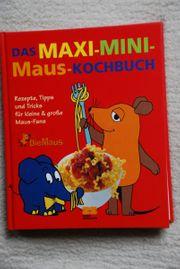 Original Die Maus Kinder-Kochbuch