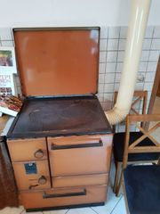 Küchenhexe alter Kochherd Küchenherd Wamsler