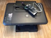 3in1 FarbDrucker Scanner Kopierer hp