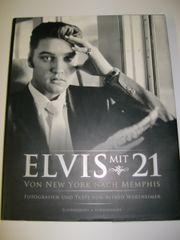 Elvis mit 21 Von New