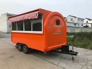 Verkaufsanhänger Imbisswagen Imbissanhänger Foodtrailer