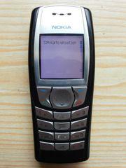 Nokia 6610 NHL-4U komplett und