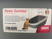Aseo Jumbo Katzenklo