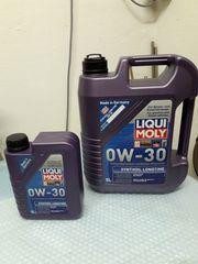 0W-30 Vollsynthetik Motorenöl für Benzin