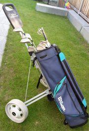 HOCHWERTIGES Golfschlägerset von Wilson für