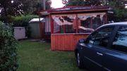 Campingplatz Monzigen Parzell mit Wohnwagen