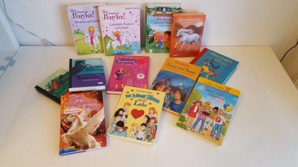 12 x Mädchenbücher » Kinder- und Jugendliteratur