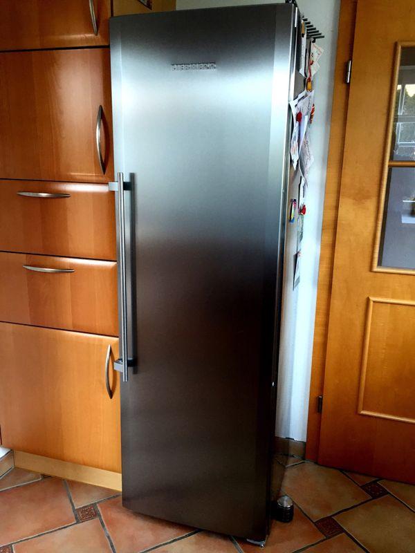 Liebherr Kühlschrank KBes 4260 Edelstahl freistehend in ...
