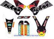KTM 2005 2006 2007 Dekorsatz