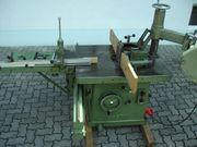 Fräsmaschine Schreinerfräse MARTIN