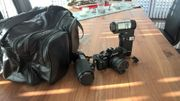 Spiegelreflex-Kamera