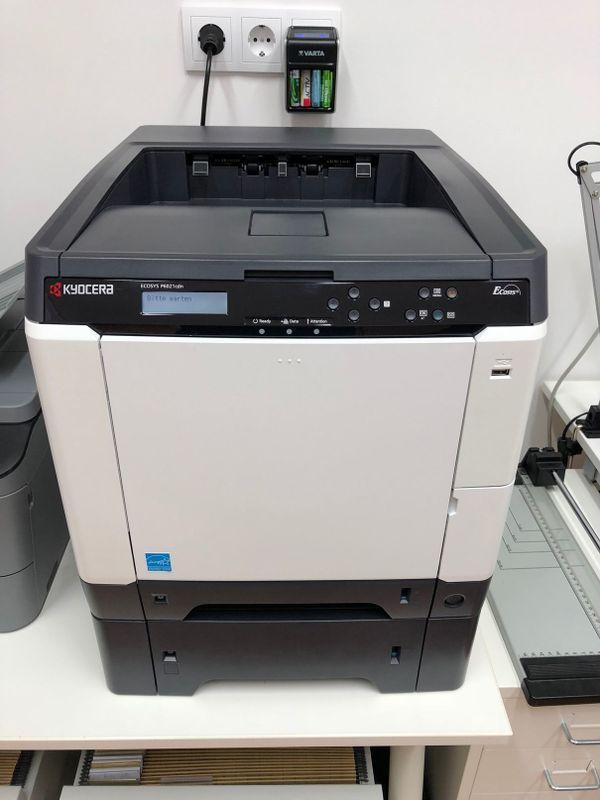 Farblaserdrucker günstig gebraucht kaufen - Farblaserdrucker ...