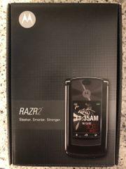 Neues Motorola RAZR2 V9