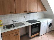 Küchenschränke inkl Küchengeräte und Waschmaschine