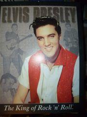 Blechschild Elvis Presley 20 x