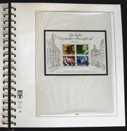 Briefmarken-Sammelalbum für Einsteiger Set für