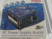 Elektroversorgung für PC..