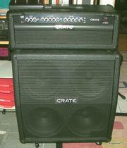 Verkaufe Halfstack Crate GT 1200H