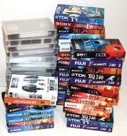 55 x VHS