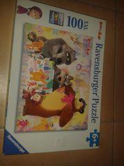 Puzzle Mascha und der Bär