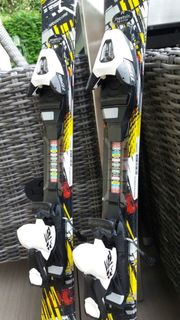 Ski Skier Kinderski