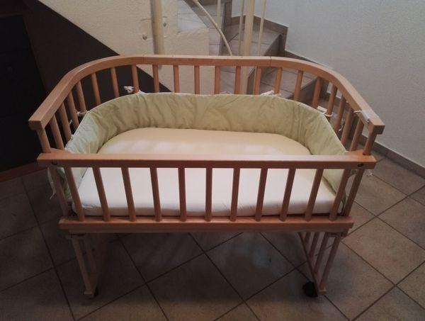 Verkaufe unser Babybay Maxi natur