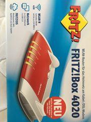 AVM Fritz Box 4020 Kabel-