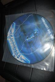 Metal Picture Discs - Rolling Stones