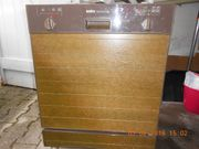Geschirrspülmaschine Unterbau BOSCH