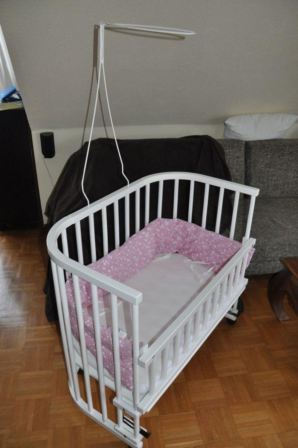 Beistellbett Babybay maxi Comfort mit