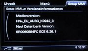 Audi Navigation MMI