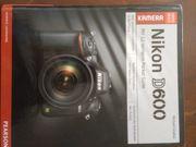 Buch Nikon D600 Handbuch Michael