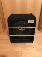 EXCURSION Subwoofer !!