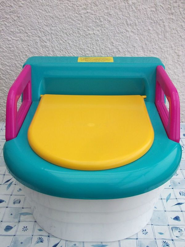 Kindertoilette Toilette-Trainer SAFETY FIRST