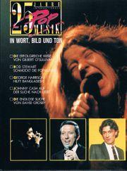 Buch 25 Jahre Pop-Musik in Wort