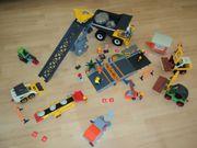 Playmobil Baustelle Kipper