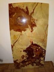 Marmor Tischplatte