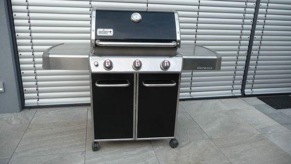 Weber Outdoor Küche Rezept : Genesis 300 serie weber grill black in wiehl sonstiges für den