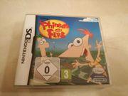 Nintendo DS Spiel Phineas und