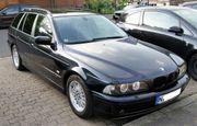 BMW E39 Touring-