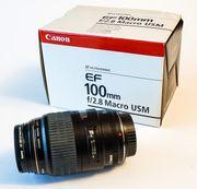 Canon EF 100mm f 2